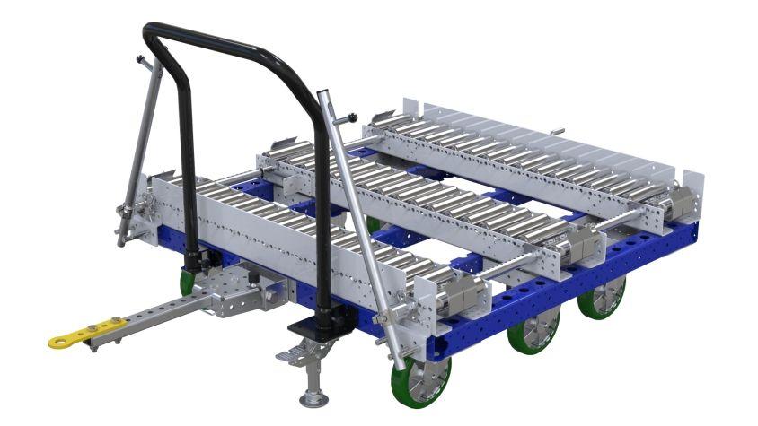 Tugger Roller Cart - 1190 x 1260 mm
