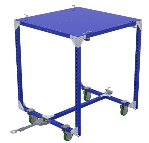 Mother Cart 2 in 1 - 1610 x 1680 mm