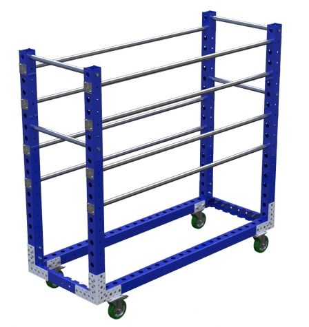 Air Bag Cart - 630 x 1610 mm