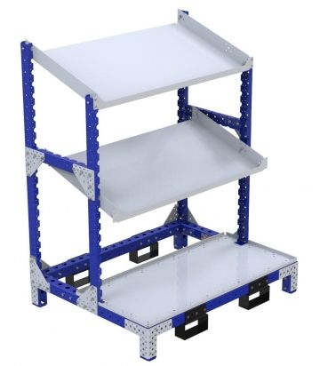 Flow Shelf Cart - 1050 x 1330 mm