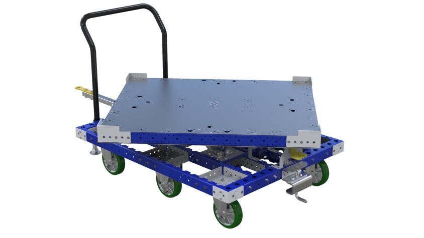 Rotating Deck Cart - 1050 x 1330 mm