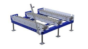 Roller Rack - 1190 x 1190 mm
