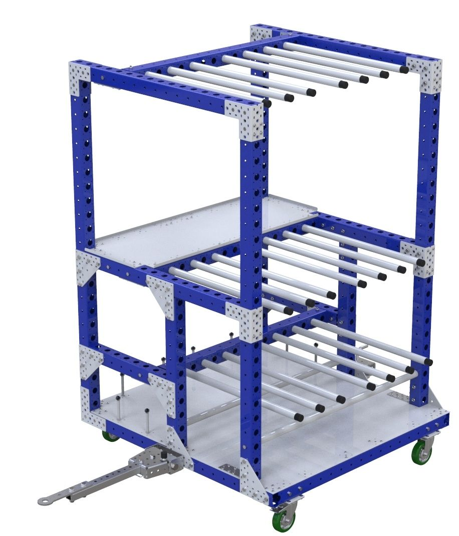 Transfer Cart - 1330 x 1260 mm