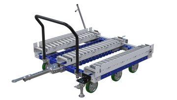 Tugger Roller Cart - 1260 x 1260 mm