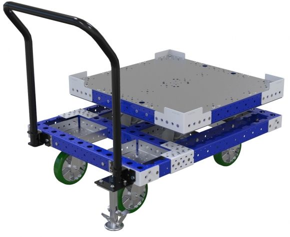 Rotating cart - 840 x 1050 mm