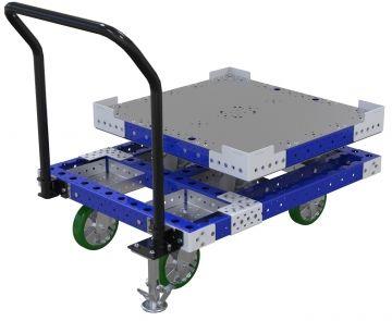 Rotating cart - 840 x 1050 mm