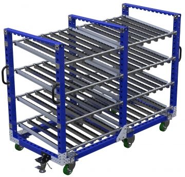 Flow Rack - 980 x 2100 mm