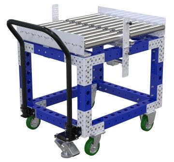 Transfer cart - 840 x 700 mm