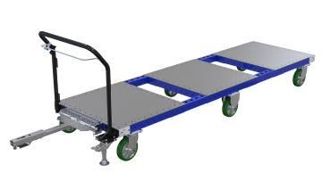Tugger Kit Tugger Cart - 840 x 2870 mm