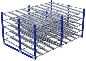 Flow Rack - 2450 x 3710 mm