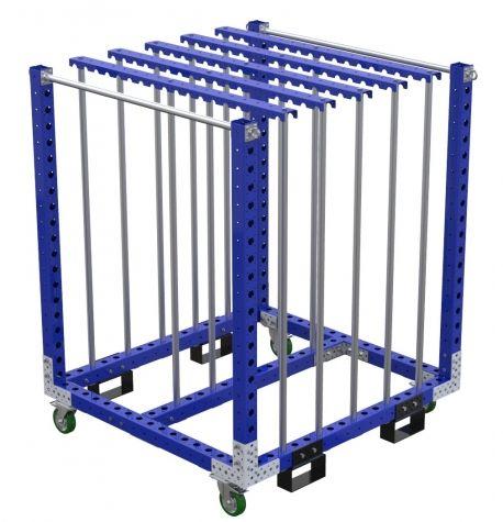 Compartment Cart - 1260 x 1330 mm