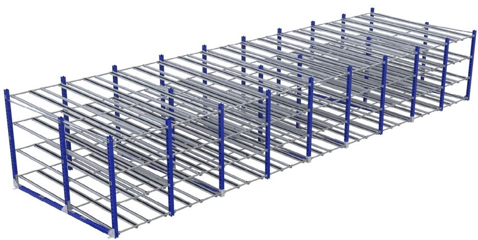Flow Rack - 3080 x 10800 mm