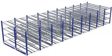 Flow Rack - 3080 x 10800 mm