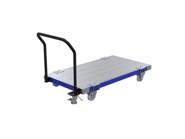 Flat Deck Cart for Mother Daughter - 1540 x 840 mm