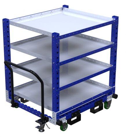 Flat Shelf Cart - 1050 x 1260 mm