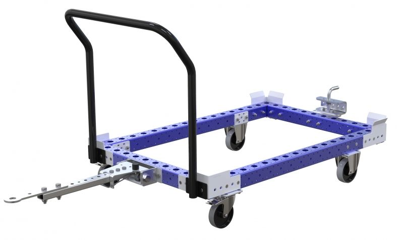 Light Tugger Cart - 840 x 1260 mm