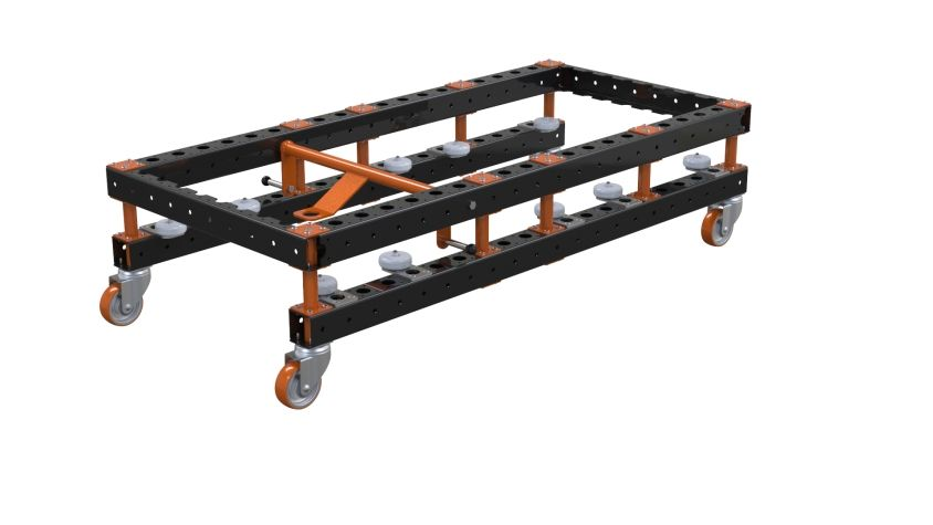 Cart for M2 AGV - 1470 x 690 mm