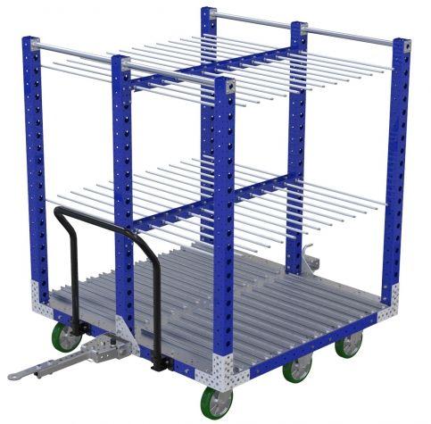 Side Panel Cart - 1400 x 1470 mm
