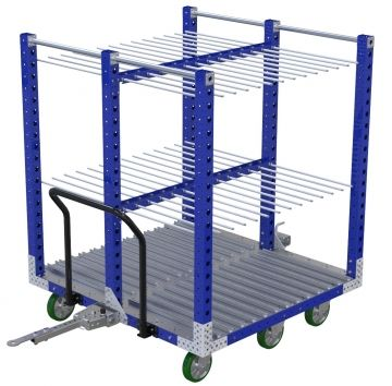 Side Panel Cart - 1400 x 1470 mm