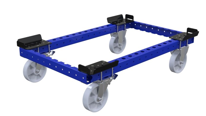 EUR Pallet Trolley 1260 x 840 mm