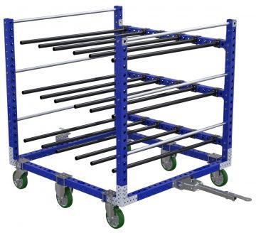 Blower Assembly Cart - 1540 x 1610 mm