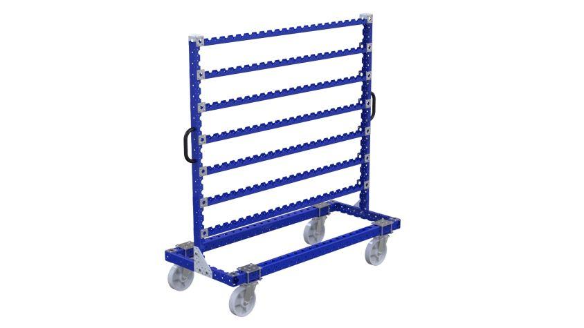 Bin Cart - 700 x 1680 mm