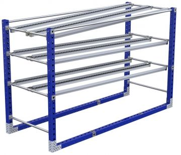 Flow Rack - 980 x 2590 mm