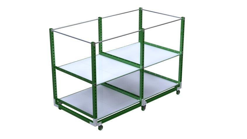 Rack Cart - 1540 x 3080 mm