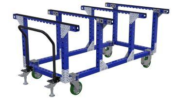 Transport Cart - 1400 x 2170 mm