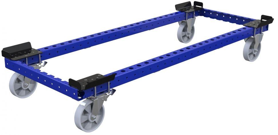 Pallet Trolley - 2030 x 840 mm