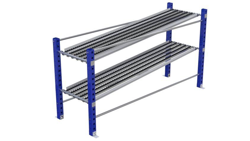 Flow Rack - 770 x 2450 mm