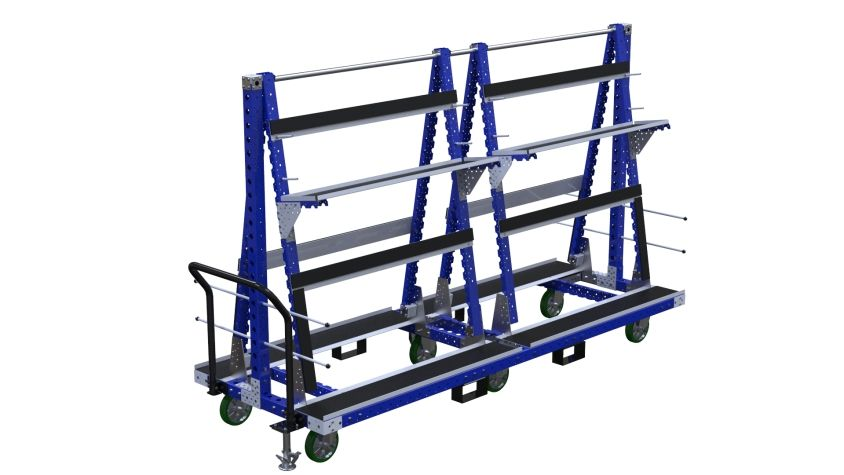 Cart for Hanging - 1050 x 3010 mm
