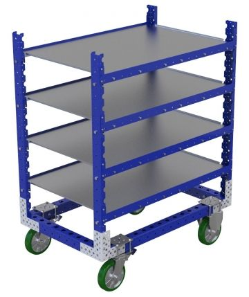 Flat Shelf Cart - 770 x 1190 mm