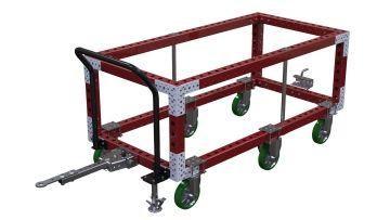 Tugger Cart - 910 x 1820 mm