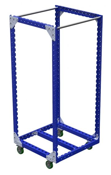 Compartment Cart - 910 x 910 mm