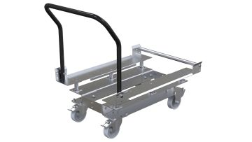 EUR Half Pallet Cart - 660 x 910 mm