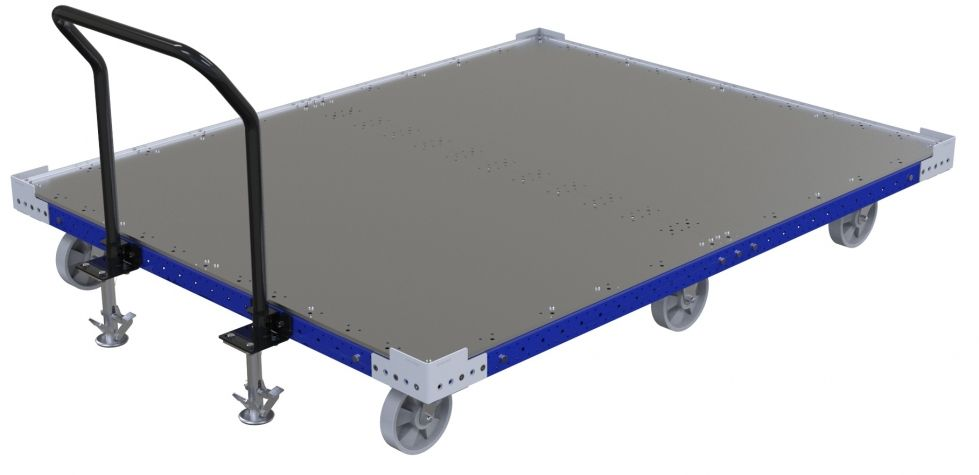 Trolley for Cardboard - 1750 x 2240 mm