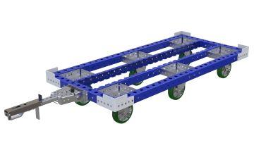 Pallet Tugger Cart - 840 x 1820 mm