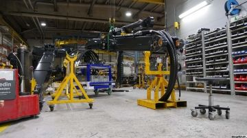 Ponsse chooses FlexQube to help provide flexible & smooth production.