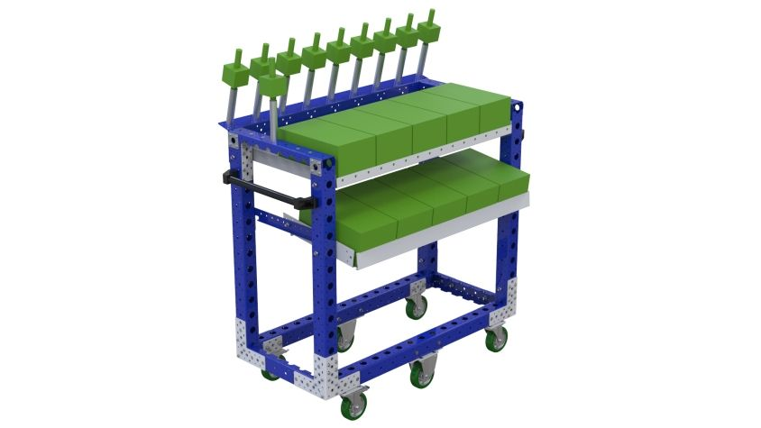 Kit Cart - 560 x 1190 mm
