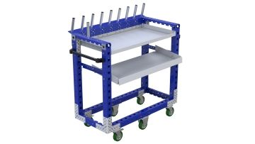 Kit Carts & Specialized Solutions | FlexQube