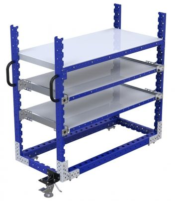 Shelf Cart - 630 x 1330 mm