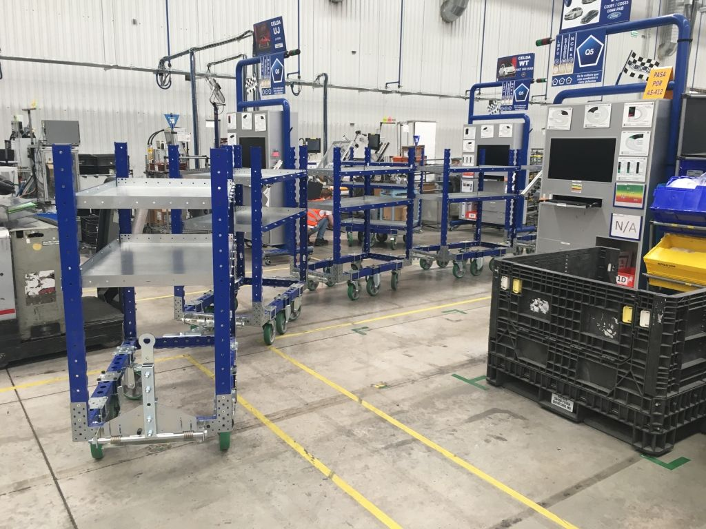 Top 5 Material Handling Methods Used in Small Spaces
