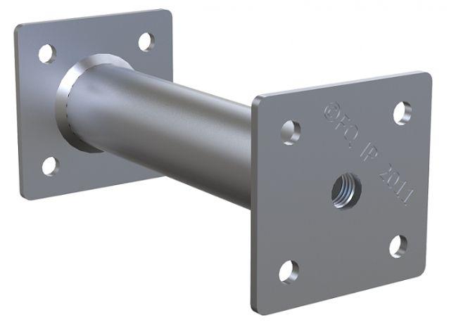 FlexTube 140 mm- Locking Nut