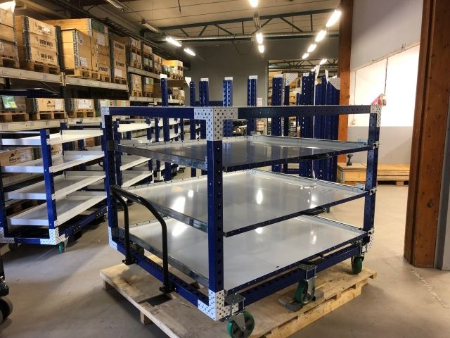 FlexQube wins large order to Slovakian Automotive Supplier