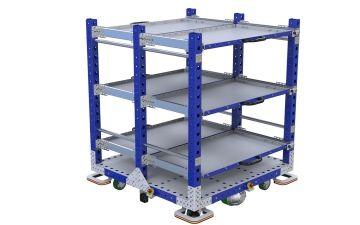 eQart - Extendable Shelf US 48 x 48 inch