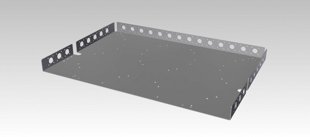 Directional Locking Plate [Beam]