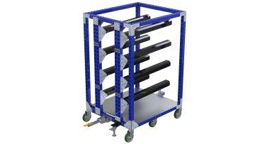 Hanging Cart - 1260 x 1470 mm