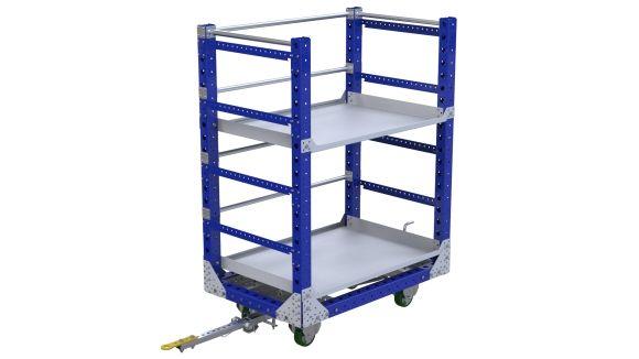 Flat Shelf Cart - 700 x 1190 mm