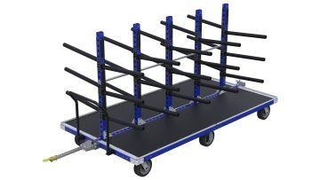 Long Kit Cart - 1610 x 3080 mm